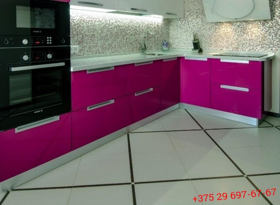 Угловая кухня №03