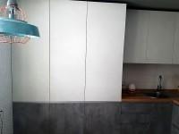 Кухня без ручек №03