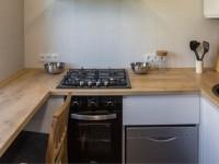 Кухня в хрущевку №04