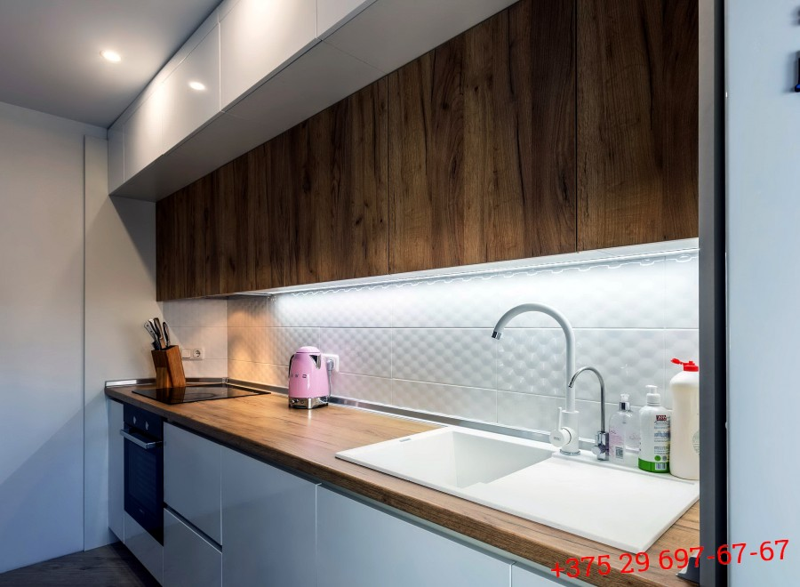 Прямая кухня №02