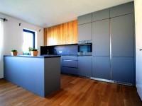 Прямая кухня №03