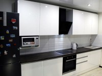 Прямая кухня №06