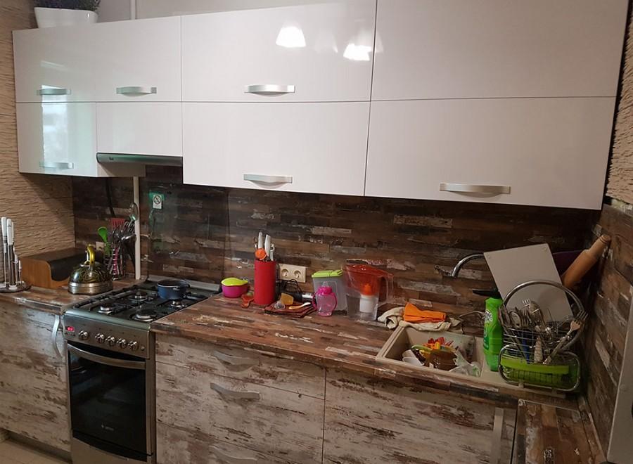 Кухня из ЛДСП Еgger №02