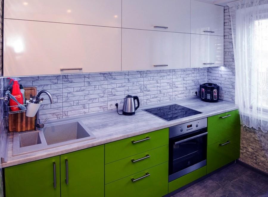 Модульная кухня №02