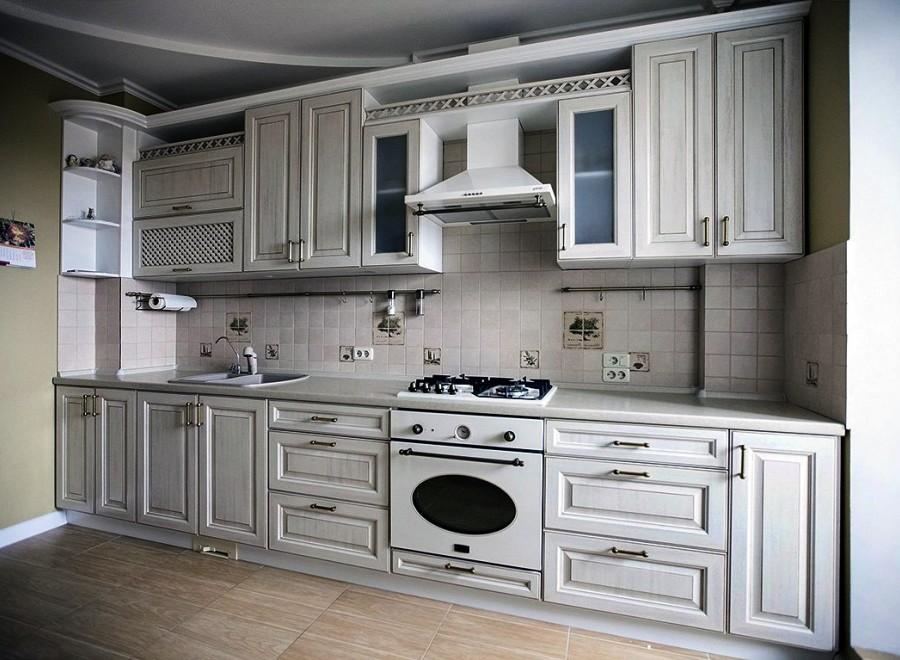 Прямая кухня №05