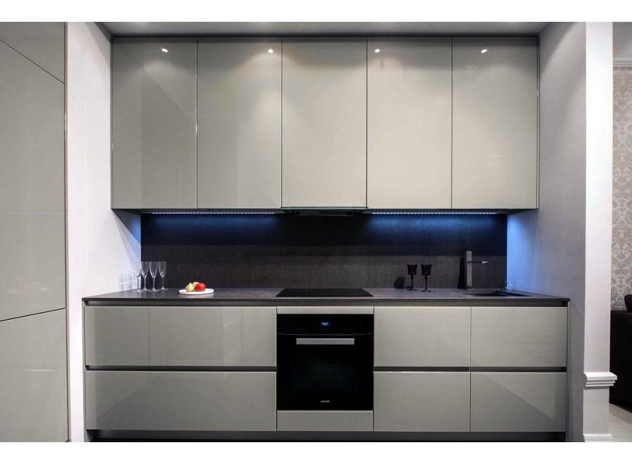 Прямая кухня №04